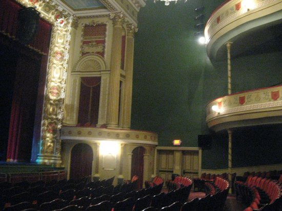 Thalian Hall Center for the Performing Arts: inside