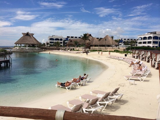 Heaven en Hard Rock Hotel Riviera Maya: Heaven Beach