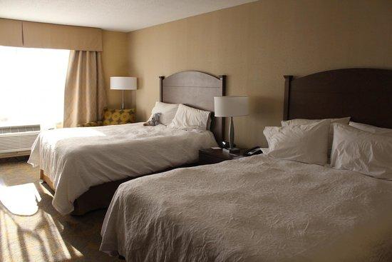 Hampton Inn by Hilton Sydney: Hotel room