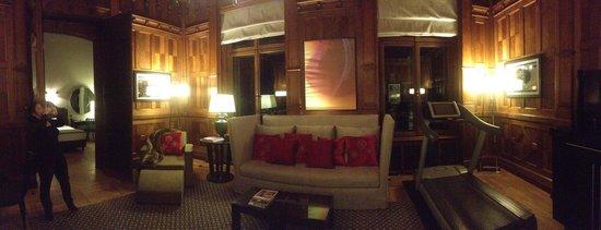 Hotel de Rome: One of the suites at the de Rome