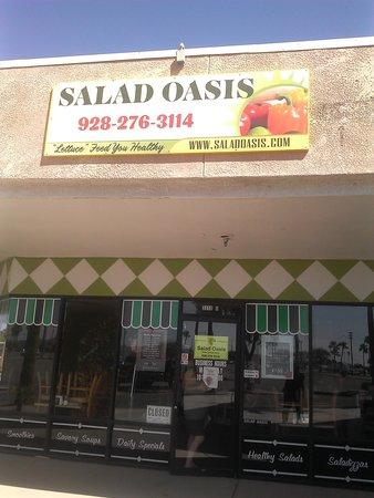 Salad Oasis