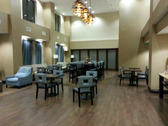 Hampton Inn & Suites Arroyo Grande/Pismo Beach Area: Lobby