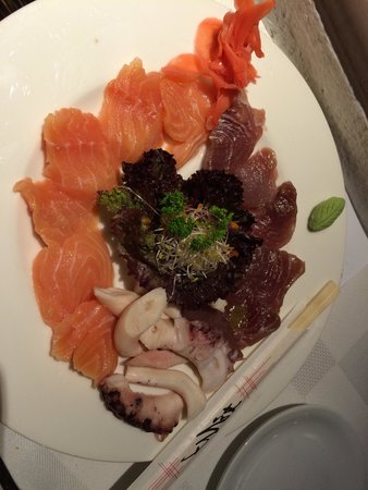 Miraolas: Mes sashimis