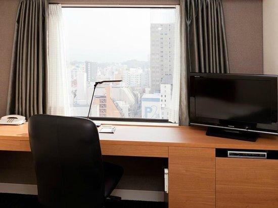 Hiroshima Tokyu REI Hotel: Desk
