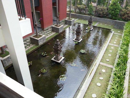 Hotel Santika Premiere Malang: From balcony