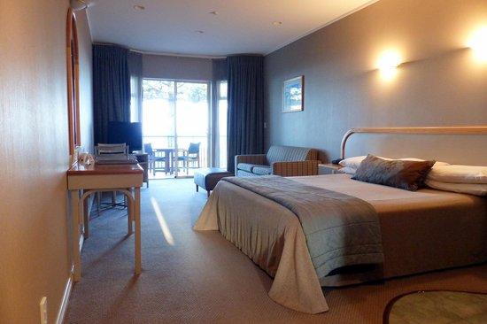 Shoreline Motel Napier: Room at Shoreline Motel