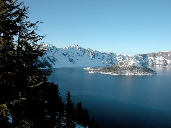 Lonesome Duck Ranch & Resort: Nearby Crater Lake National Park