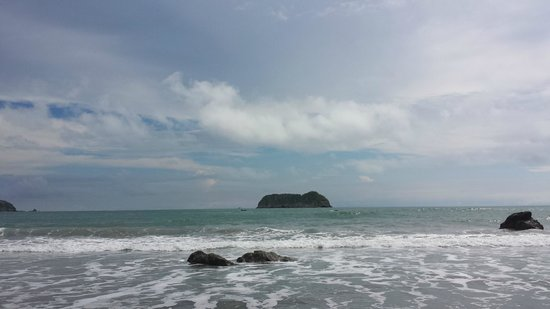 Arenas del Mar Beachfront and Rainforest Resort, Manuel Antonio, Costa Rica: View from our 701A Premium Ocean View room