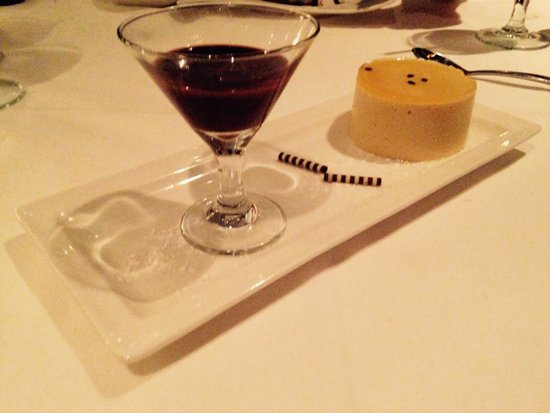 Chima Steakhouse : Delicious Desserts