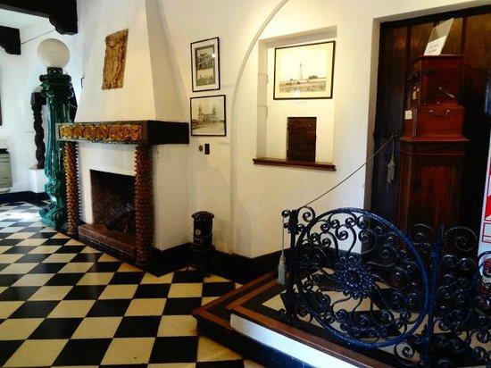 Museo historico municipal Roberto Barilli: Interior del museo