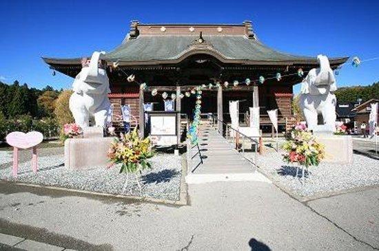 Chonan-machi, اليابان: 長福寿寺は1200年の昔、桓武天皇の勅願により創建された大古刹です