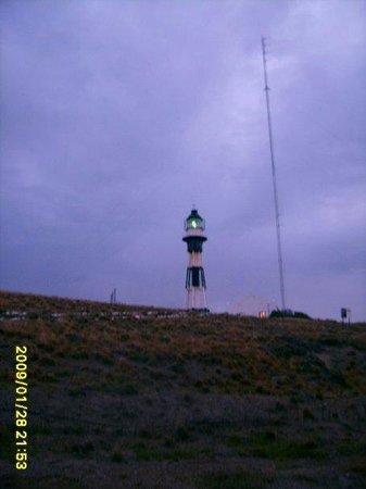 Cabo Vírgenes: El faro de Cabo Virgen