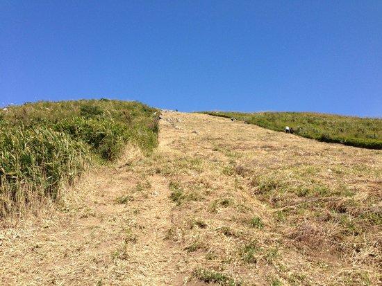 Hiraodai: 小倉に一番近い、ここから登るのがおすすめ