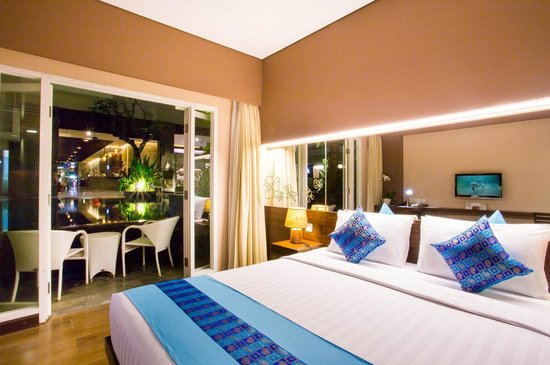 Grand Ixora Kuta Resort: Room twin or double