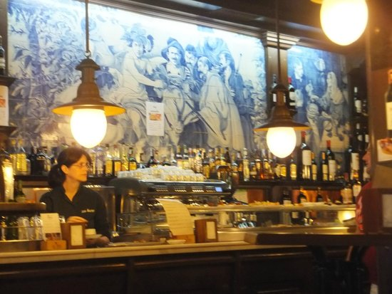 Don Mauro: The bar...