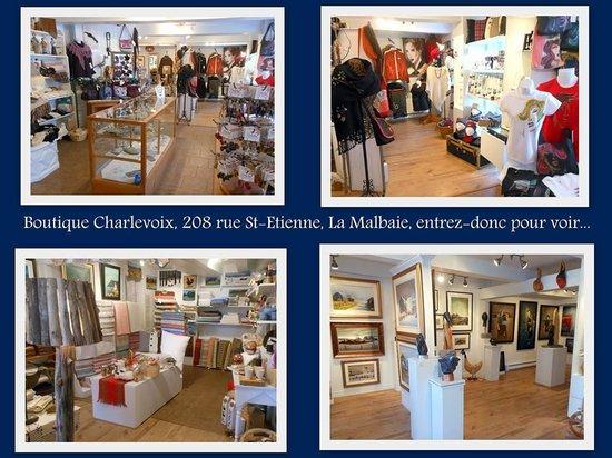Boutique Charlevoix