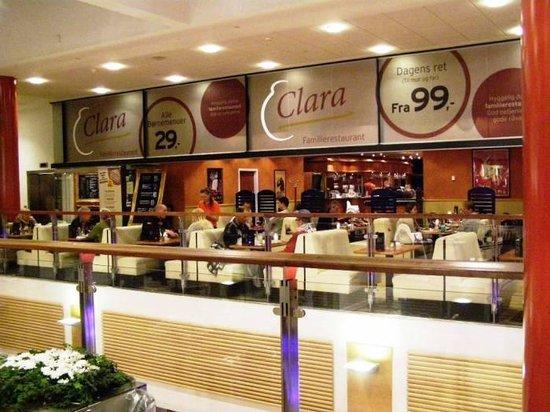 Clara I Rødovre Centrum Picture Of Restaurant Clara Roedovre