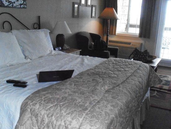 The Cliffs Resort: View of room/suite