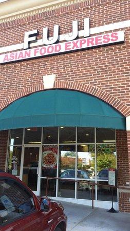 Asian restaurant greensboro