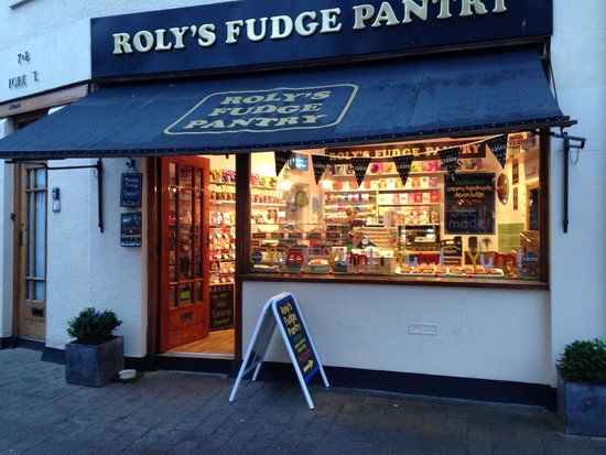 Rolys Fudge Salcombe