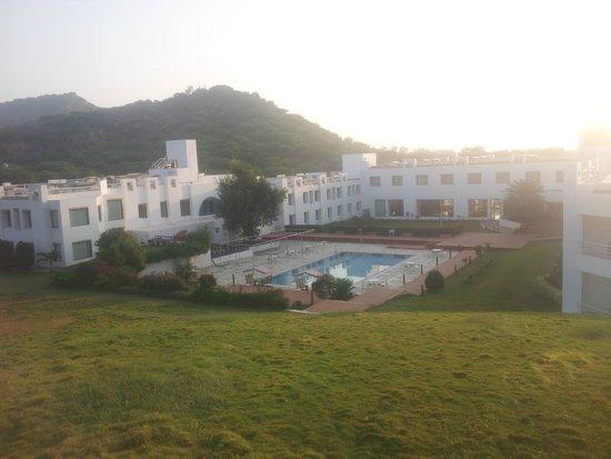 Inder Residency : Pool View