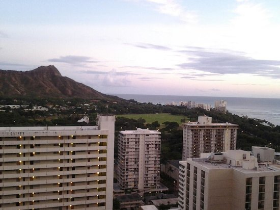 Waikiki Banyan: View from our bedroom