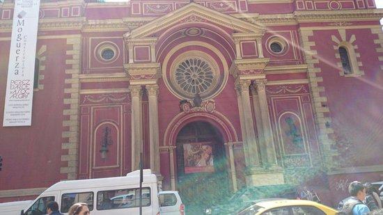 Iglesia de La Merced: Igreja Mercedes