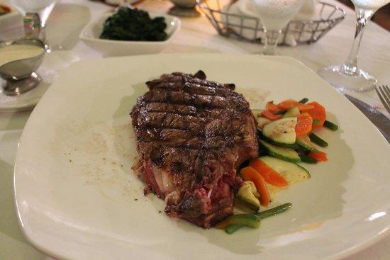 Ruth's Chris Steak House: My Steak