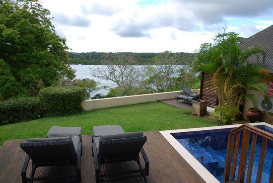 Mangoes Resort: Chambre avec piscine
