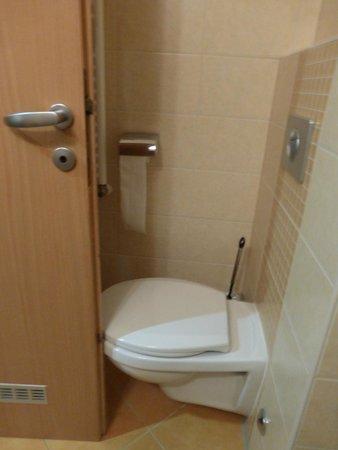 Mercure Budapest City Center : Ванная комната