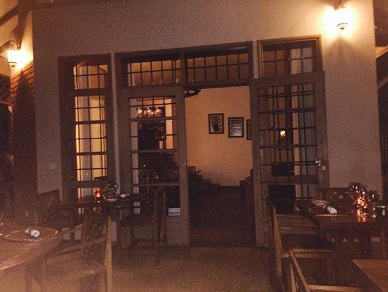 Onsea House Arusha: Dining area