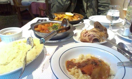Le Roi Du Couscous : Wonderful Food