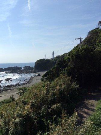 Shiono Cape Lighthouse : The lighthouse