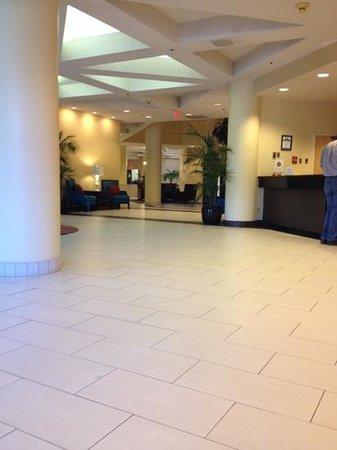 DoubleTree Suites by Hilton Hotel Salt Lake City: lobby