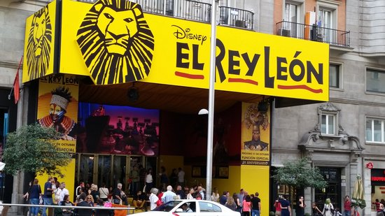 El Rey Leon : demasiada publicidad