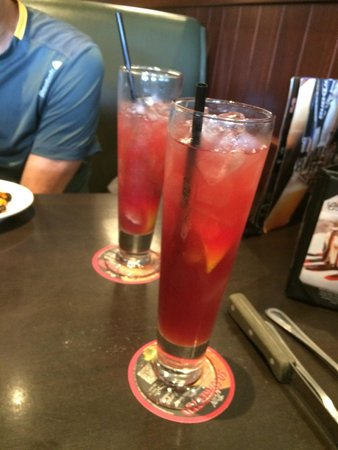 Ruby Relaxer Coconut Rum Peach Snapps Oj Cranberry Juice
