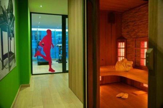 Thon Hotel EU: Infrared sauna