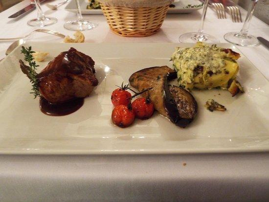 Le Relais Des Chartreuses: excellent food