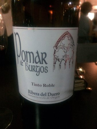 Monkey Bistro & Bar : Great vino choice ! For the heavier styles of red !