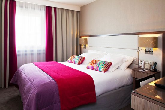 Hotel Paris Neuilly: Chambre privilège