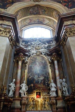 Peterskirche Wien Picture Of Peterskirche Wien Vienna Tripadvisor