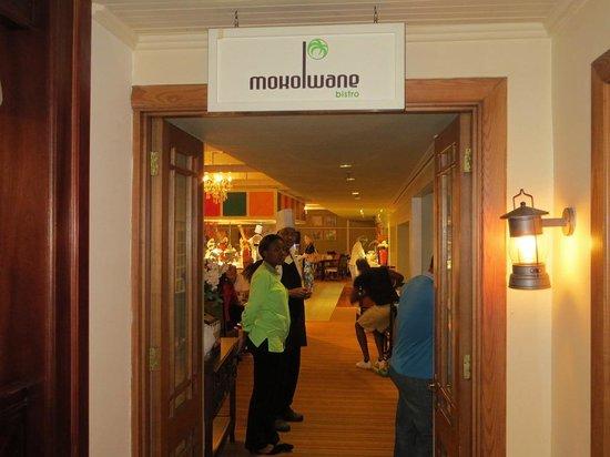 Peermont Walmont at The Grand Palm: Mokolwane Restaurant