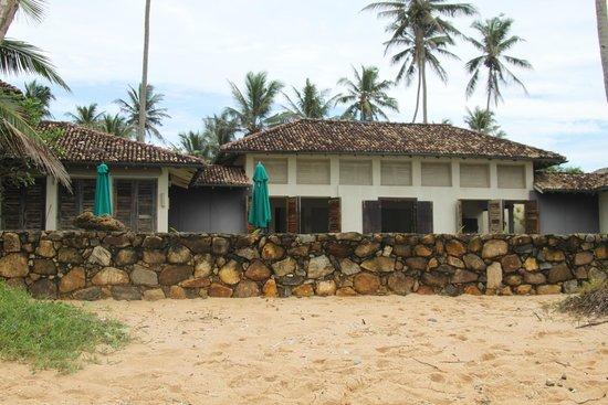 Ambalama Villa : view from ocean