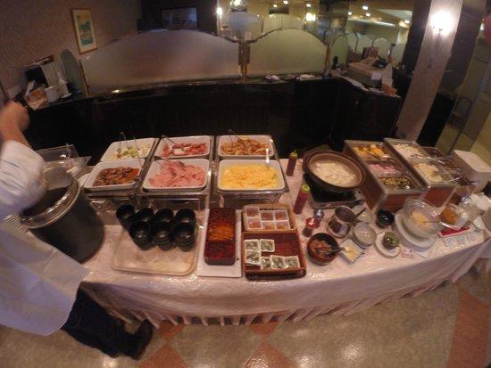 Hotel Listel Shinjuku: Colazione, Breakfast