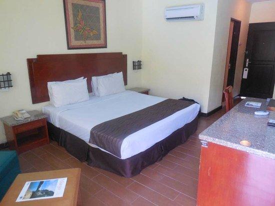 Holiday Villa Beach Resort & Spa Cherating: chambre vue 4