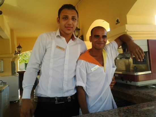 Hilton Hurghada Resort: Замечательный персонал