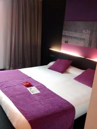 Hotel Playa Ribera : Nuestra habitación