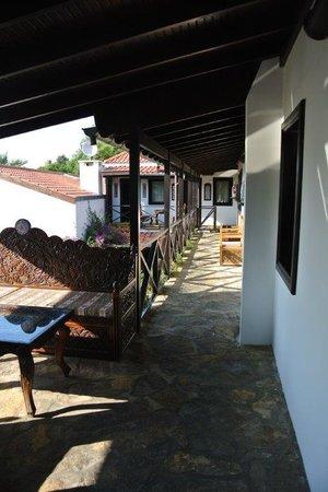 """Hotel Nilya: Balcon """"de la suite"""""""