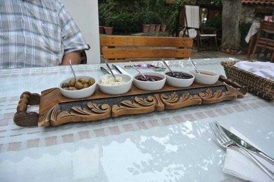 Hotel Nilya: Choix de confitures au petit déjeuner
