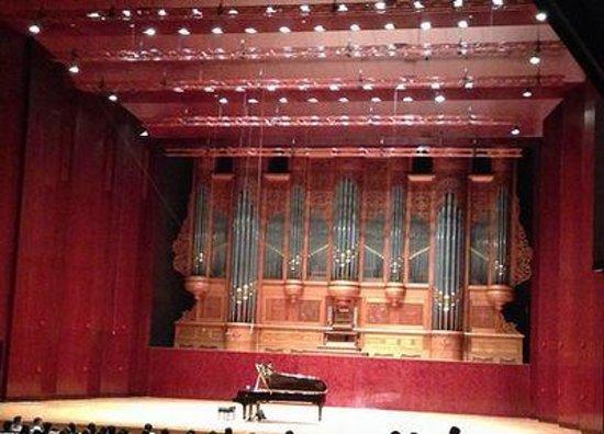 National Concert Hall Performances : メインコンサートホール